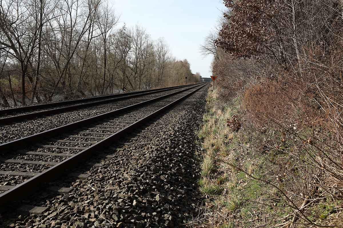 Eisenbahnstrecke